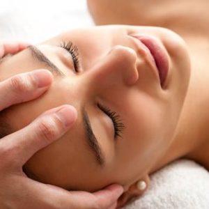 Therapie durch manuelle Massage