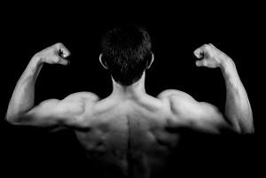 Für Bodybuilder sind Klimmzüge eine optimale Trainingsmöglichkeit.
