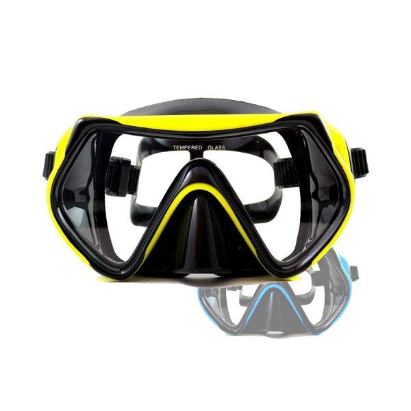 """Die Innovative Premium Taucherbrille """"Dive Under"""" von Sportastisch ist 100% wasserdicht."""