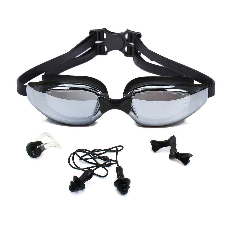 """Die Innovative Premium Schwimmbrille """"ProSwim"""" von Sportastisch mit 100% UV-Schutz."""
