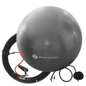 """Der """"Workout Ball"""" von Sportastisch."""