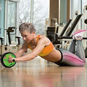 Die geraden Bauchmuskeln trainieren.