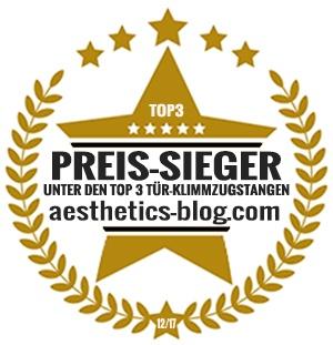 preis sieger klimmzugstange aesthetics blog sportastisch powerful. Black Bedroom Furniture Sets. Home Design Ideas