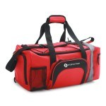 """Die Premium Sporttasche """"Sporty Bag"""" von Sportastisch."""