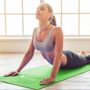 Welche Yogamatte ist für Pilates am Besten geeignet.