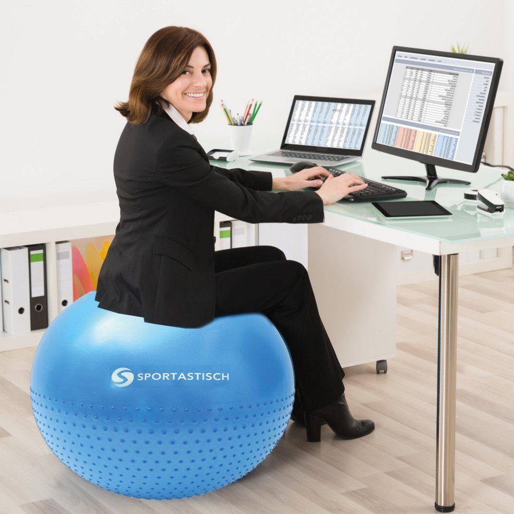 premium gymnastikball massage gym ball von sportastisch. Black Bedroom Furniture Sets. Home Design Ideas