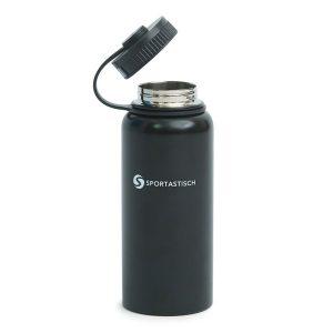 """Innovative Premium Trinkflasche """"Hydro Boost"""" von Sportastisch."""