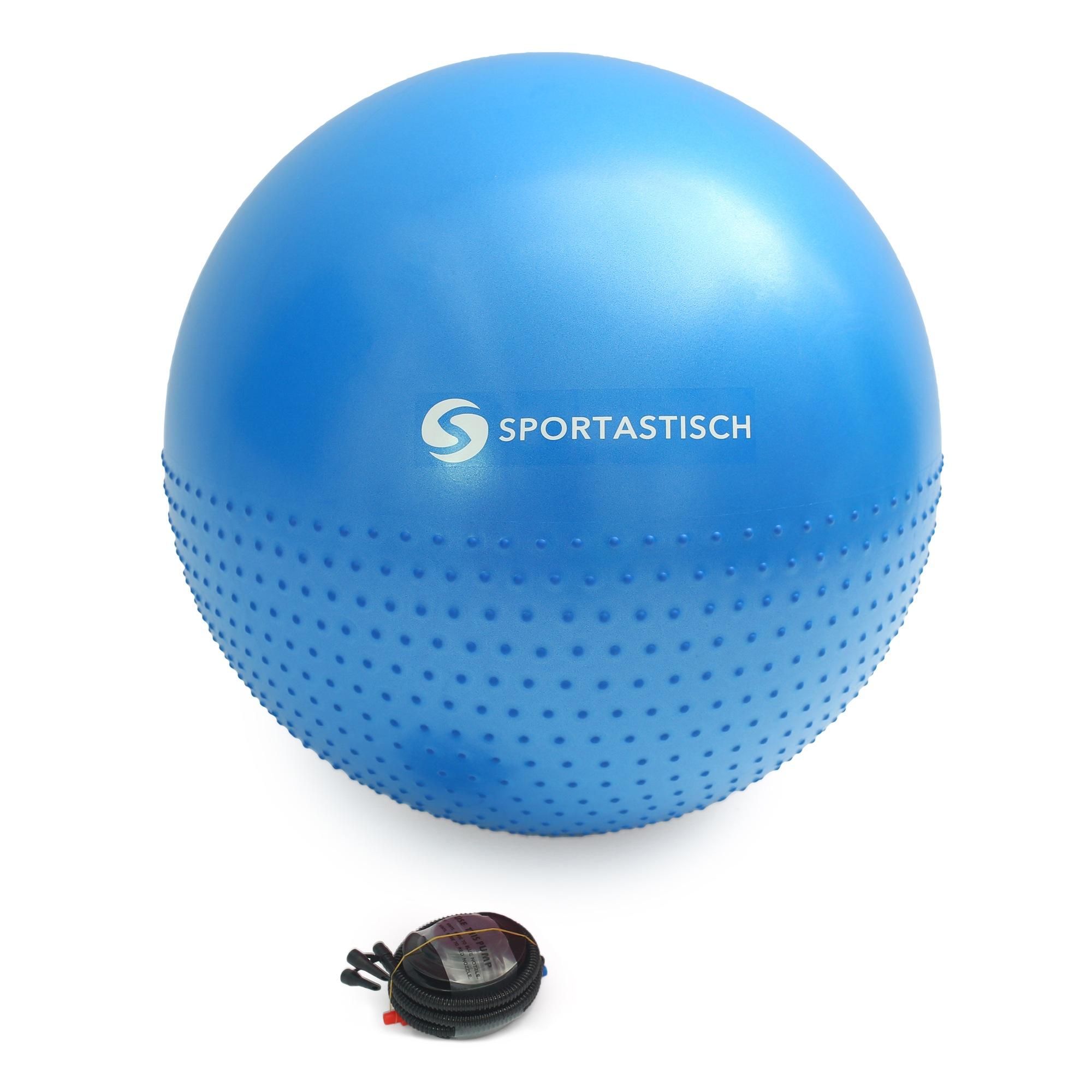 massage gym ball blau. Black Bedroom Furniture Sets. Home Design Ideas