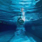Eine Schwimmbrille sollte eine hundertprozentige Dichtigkeit gewährleisten.