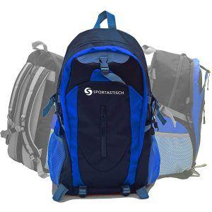 """Der Rucksack """"Sporty Backpack"""" von Sportastisch."""
