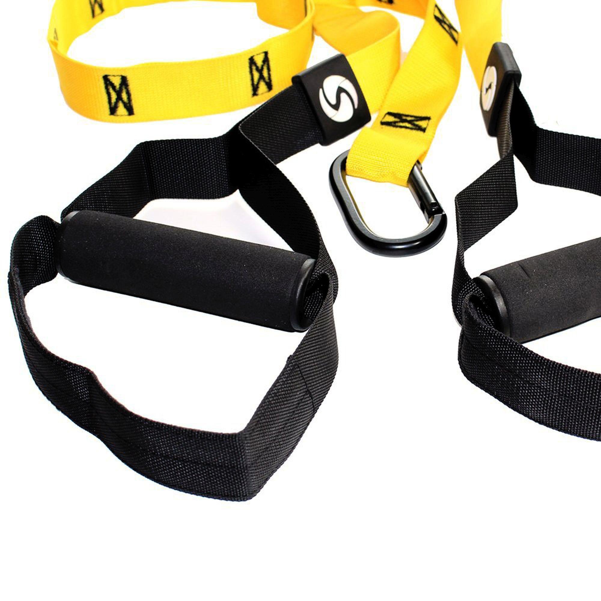premium schlingentrainer sling trainer pro von sportastisch. Black Bedroom Furniture Sets. Home Design Ideas