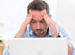 Feinde der Faszien: Bewegungsmangel und Stress
