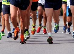 Faszientraining für Läufer