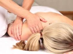 Faszienmassage: so geht man vor