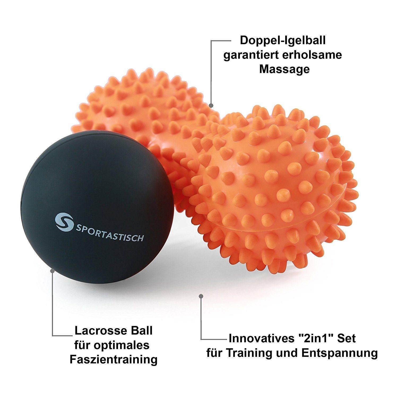 """Massageball Set """"Well-Being"""""""