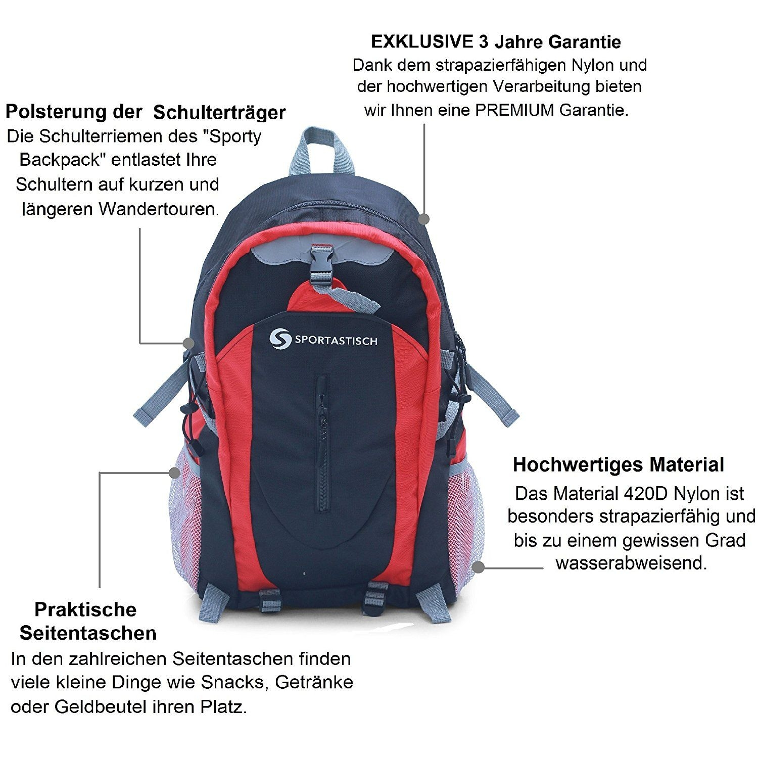"Rucksack ""Sporty Backpack"""