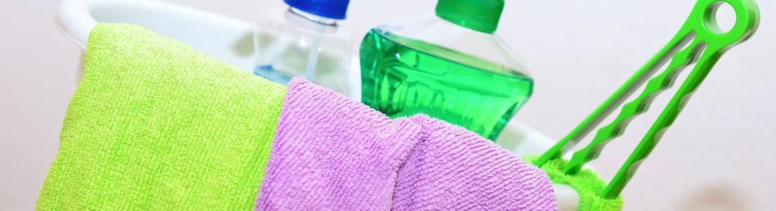 Yogamatte richtig waschen, reinigen und pflegen