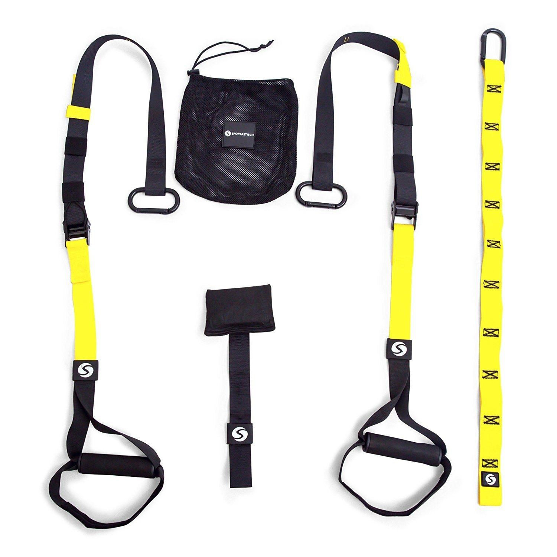 Schlingentrainer Set + Türanker + Schlaufen halterung