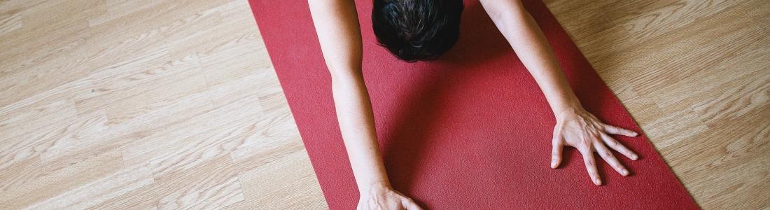 Yogamatten: Tipps und Hinweise