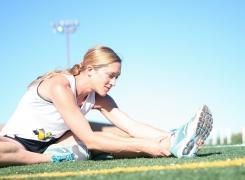 Muskelkater mit Faszientraining wirksam bekämpfen