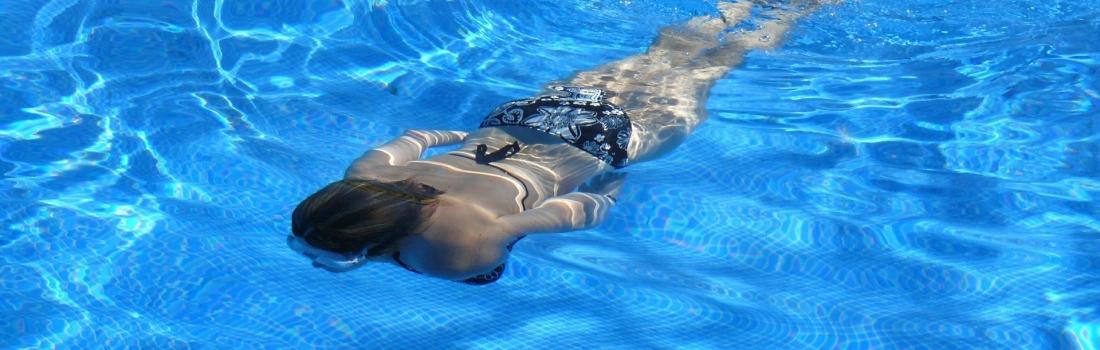 Schnell und einfach abnehmen dank Schwimmen